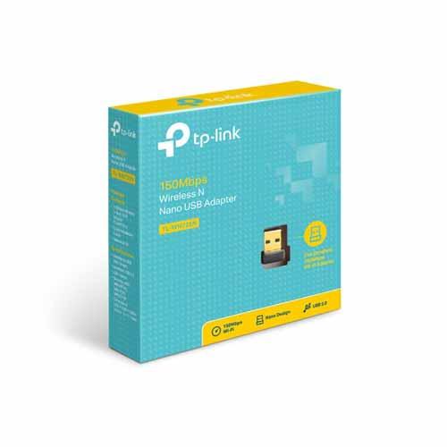 Card mạng TL-WN725N TP-Link USB Nano chuẩn N wifi 150Mbps
