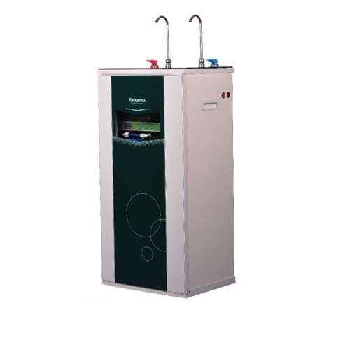 Máy lọc nước nóng lạnh 2 vòi Kangaroo 10 lõi