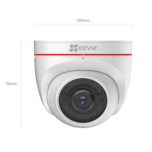 Camera Ezviz ngoài trời C4W 1080P CS-CV228-A0-3C2WFR